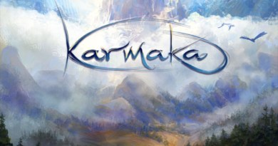Portada de Karmaka