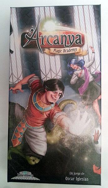Caja de Arcanya Magic Academy