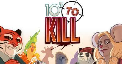 Fragmento d ela portada de 10 minutes to kill