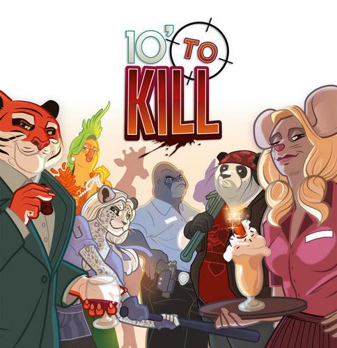 Portada de 10 minutes to kill