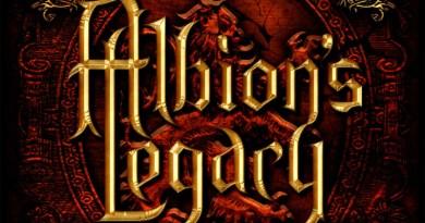 Fragmento de la portada de Albion's Legacy
