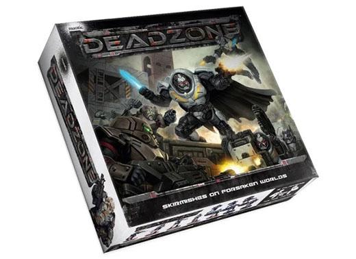 Cja del starter de deadzone 2nd edition