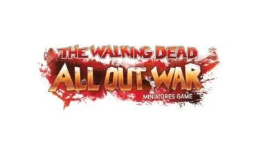 Logotipo de The walking dead All Out War