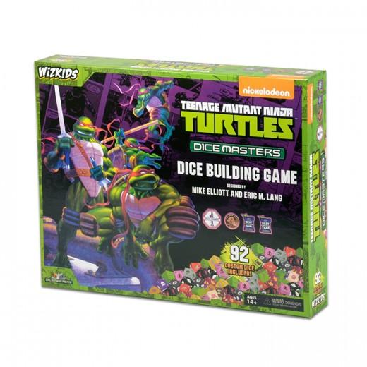 Portada de Las tortugas ninja dice master