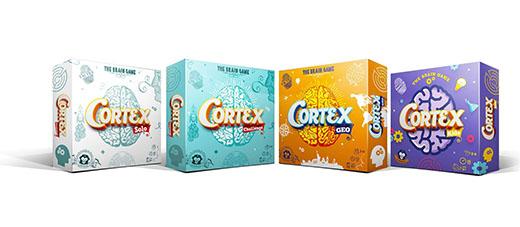 Los juegos de Cortex The Brain Game