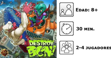Datos de Destroy BCN
