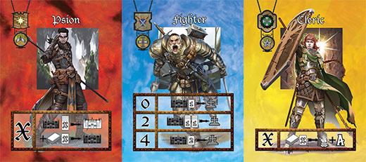 cartas de Guildhall Fantasy