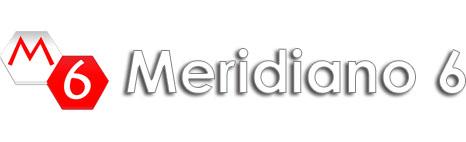 Logotipod e Meridiano 6