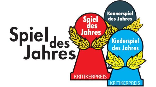 Logotipo de los nominados al spiel des jahres 2016