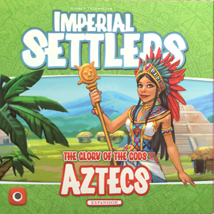 Portada de Colonos del imperio Aztecas