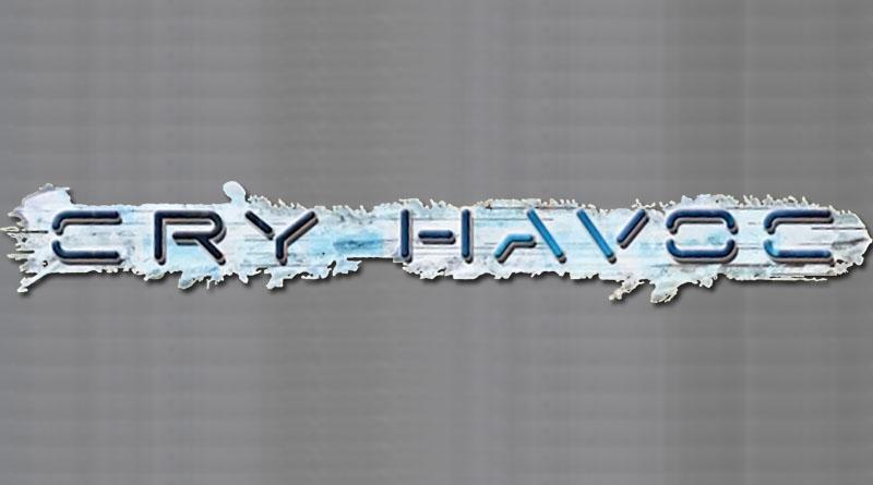Logotipo de Cry havoc