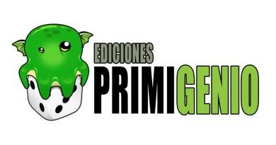 Logotipo de ediciones primigenio