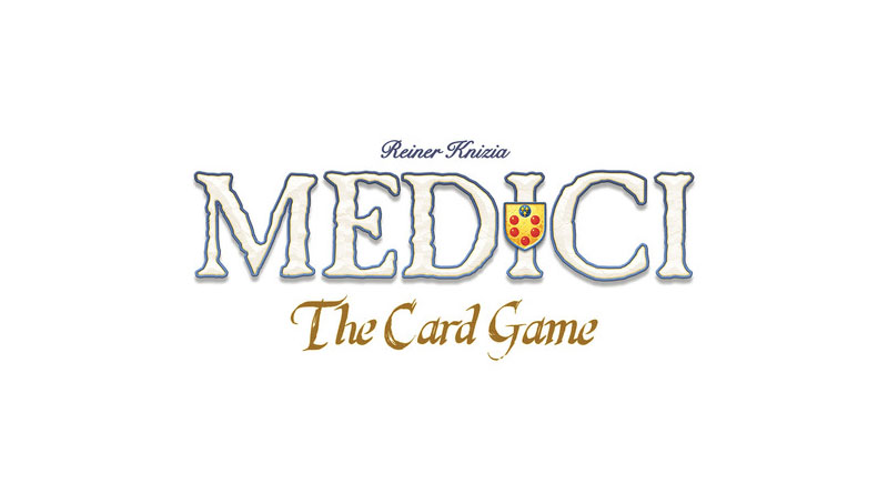 Logotipo de Medici The Card Game