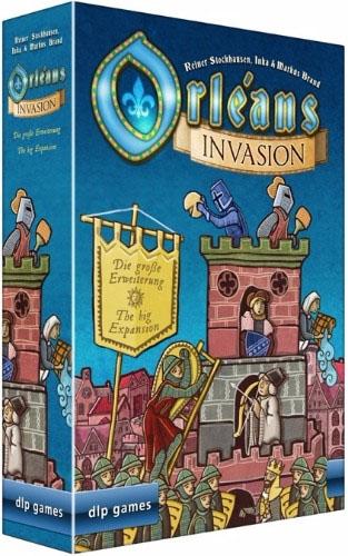 Portada de Orleans: Invasion