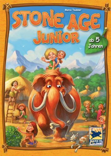 Portada de stone age Junior