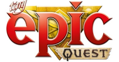 Logotipo de Tiny Epic Quest