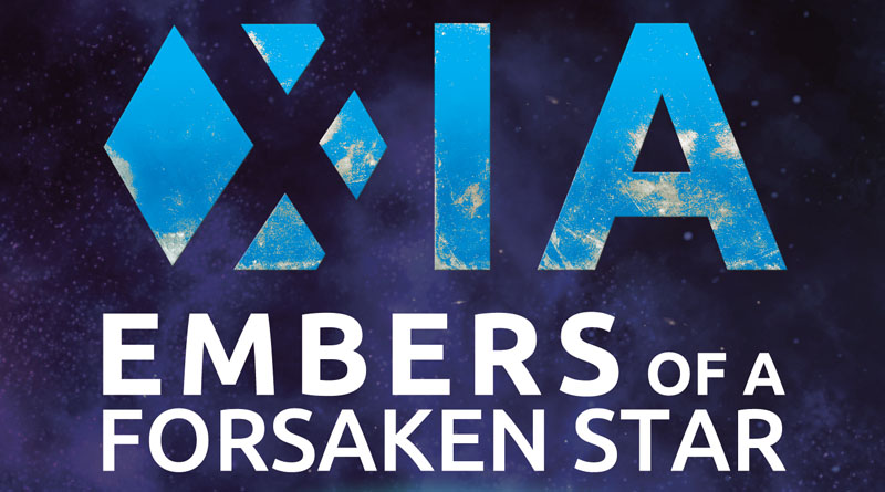 Logotipo de Xia Embers of the forsaken star