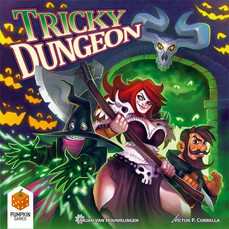 Portada de Tricky Dungeon de Pumpkin Games