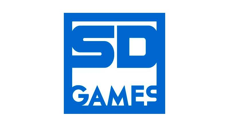 Logotipo de Sd Games