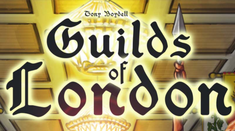 Logotipo de Guilds of London