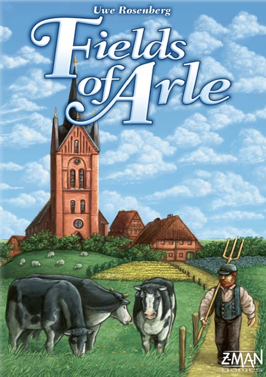 Portada de Fields of Arle