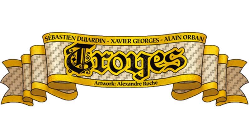 Logotipo de Troyes