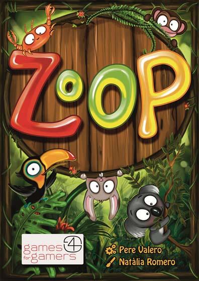 Portada de Zoop