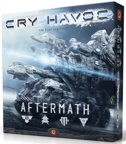Cry Havoc Aftermath de Portal games