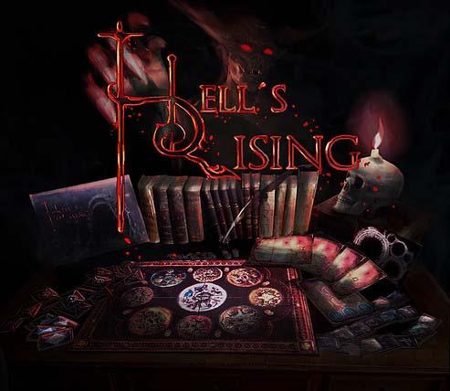 Componentes de Hell Rising