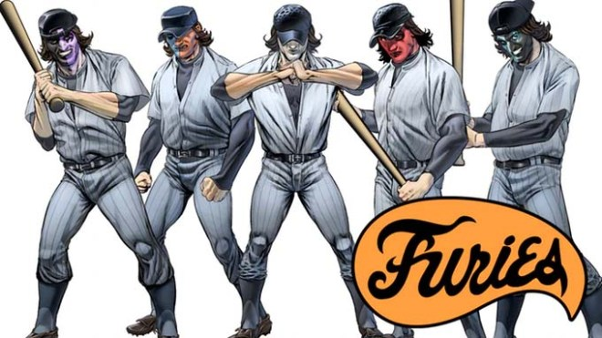 The Furies gang