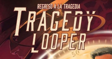 Logotipo de Tragedy looper