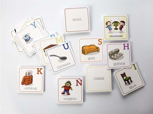 Cartas de fIndings, el nuevo juego de Smart Games