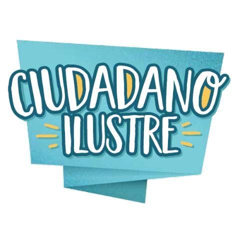 Logotipo del juego de mesa argentino ciudadano ilustre