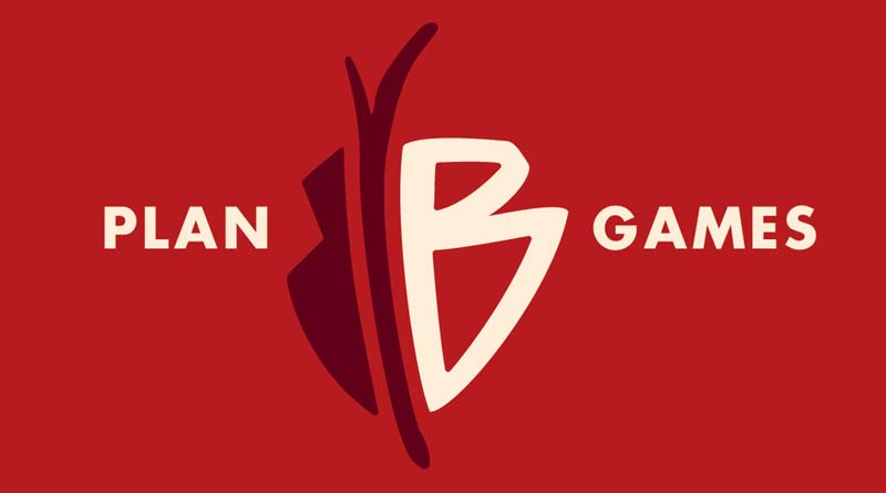 Logotipo de Plan B Games