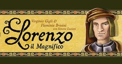 Logotipo de Lorenzo Il Magnifico