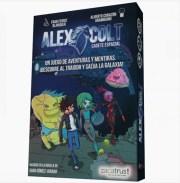 Alex Colt, el niño del espacio tendrá un juego de cartas