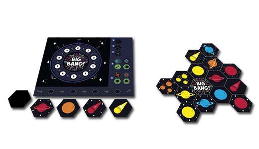 Componentes de Big Bang 13.7