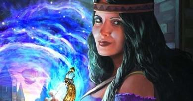 detalle de la portada de Temporum Alternate Realities
