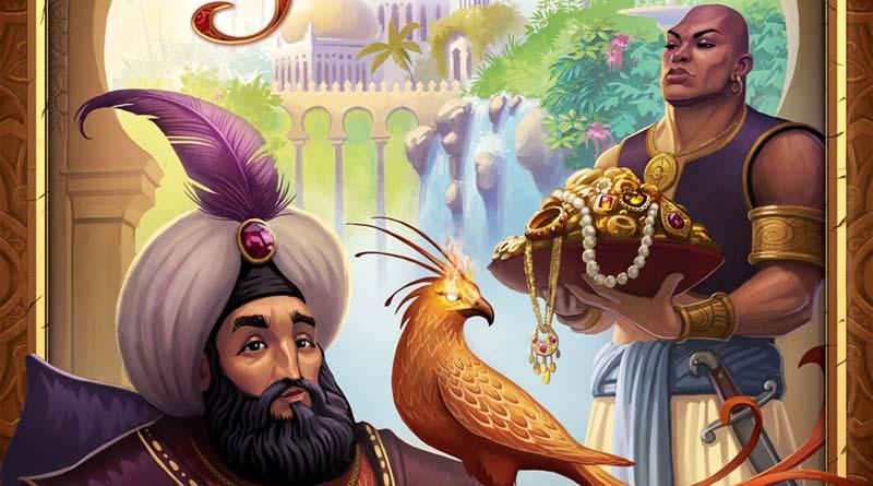 Ilustracion de la portada de Whims of the Sultan