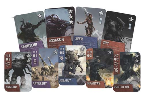 Cartas de Farsight