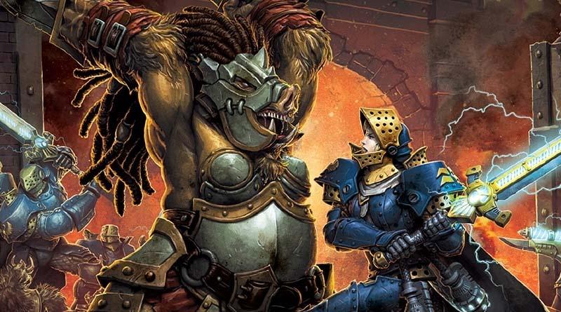 Detalle de la portada de Company of Iron