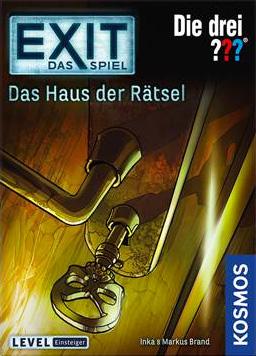 Portada de EXIT: The game - Das Haus der Rätsel