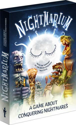 Portada de Nightmarium