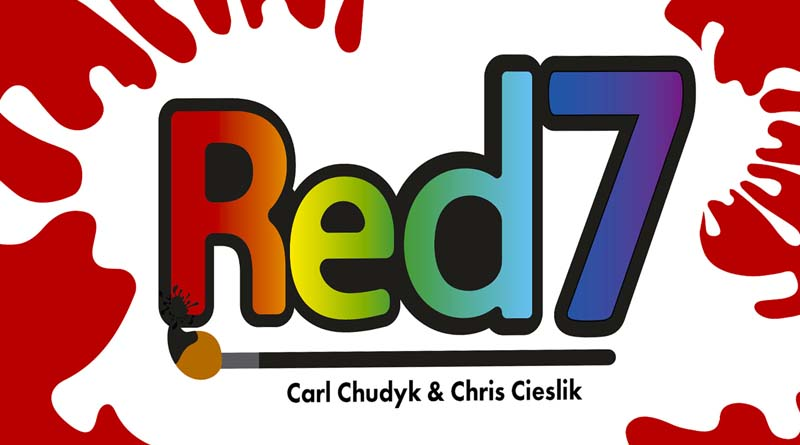 Logotipo de red7 de tranjis games