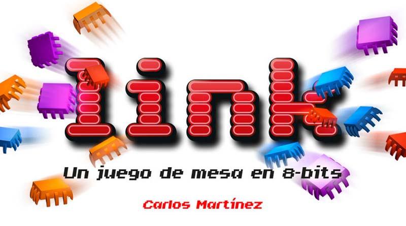 Logotipo del juego de mesa Link