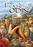 Portada de a Feast for Odin