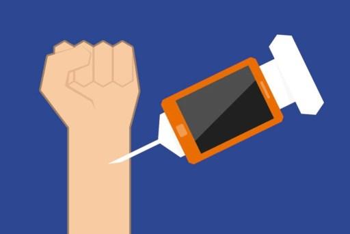 celulares en capacitaciones de sst