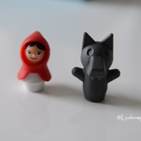Le petit Chaperon Rouge version deluxe