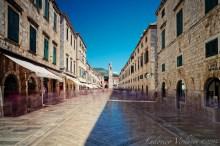 Dubrovnik, the Stradun