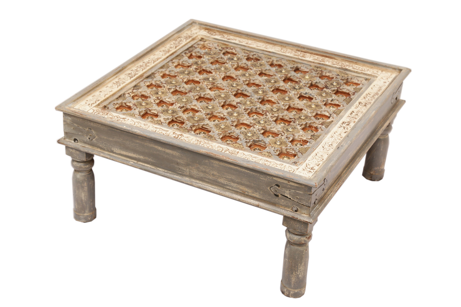 madras table basse 90 x 90 grey cub 0 14 m3